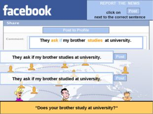 """Post to Profile """"Does your brother study at university?"""" They ask if my broth"""