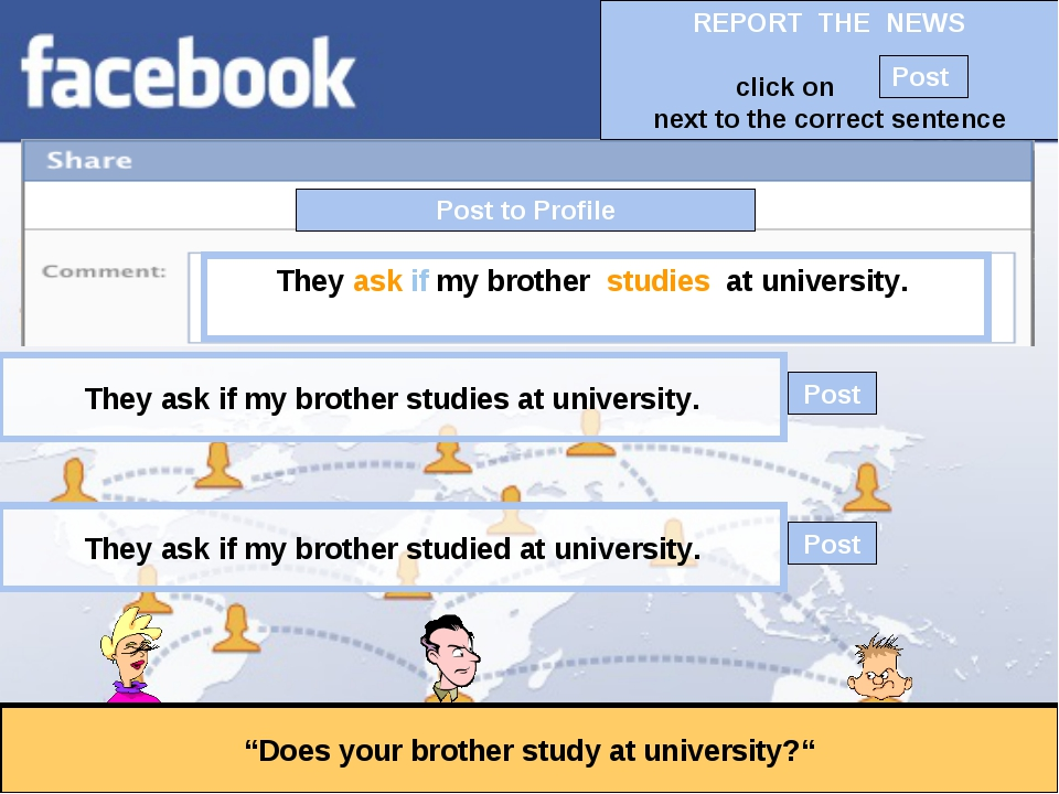 """Post to Profile """"Does your brother study at university?"""" They ask if my broth..."""