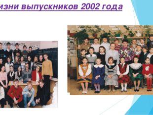 Из жизни выпускников 2002 года