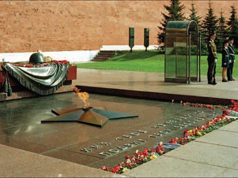 Фотография могилы неизвестного солдата. Фотохостинг - фотографии, картинки, изображения.