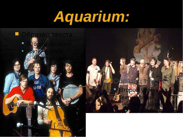 Aquarium: