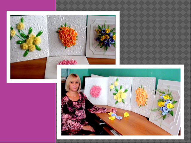 Создавать цветы своими руками