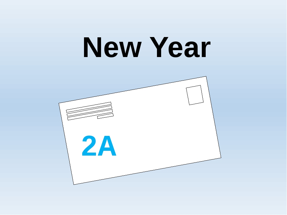 New Year 2A
