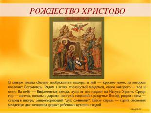 ВХОД ГОСПОДЕНЬ ВО ИЕРУСАЛИМ За неделю до Своего распятия Христос пошел в Иер