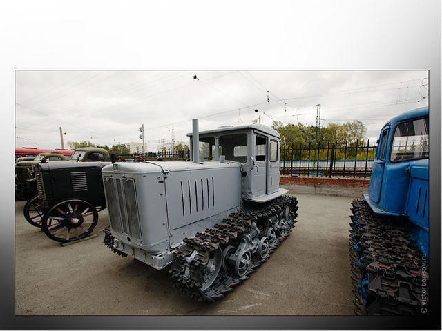 Тракторов и вездеходов