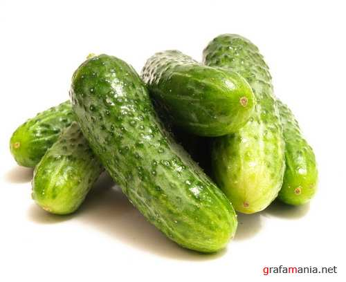 Vegetable - Cucumbers, squash and pumpkins Овощи - Огурцы,кабачки и тыквы