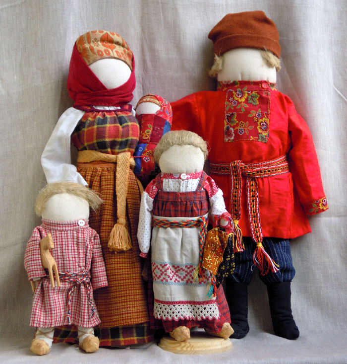 Куклы народные сшить своими руками