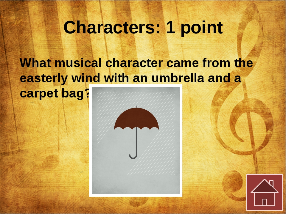 Literature & musicals:2 points What famous West End musical is based on a col...