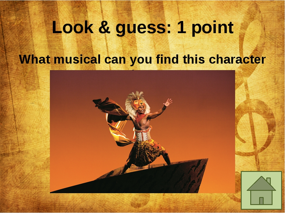 Long-running: 2 points Can you name the longest running musicals in the world...