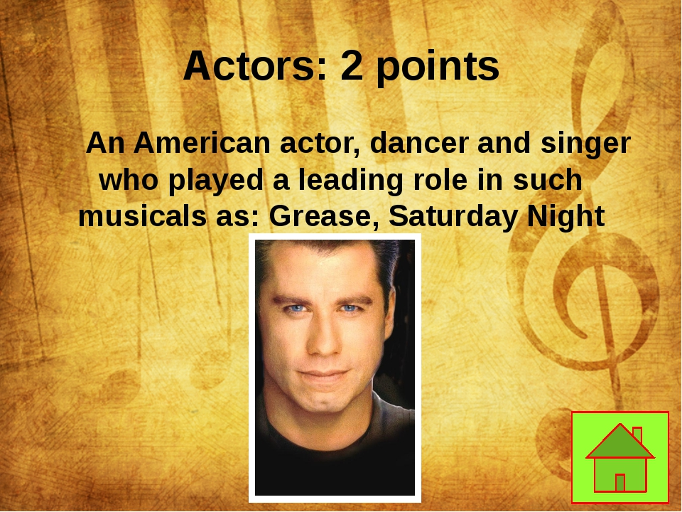 Look & guess: 1 point What musical can you find this character in?