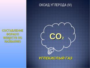 ОКСИД УГЛЕРОДА (IV) УГЛЕКИСЛЫЙ ГАЗ CO2