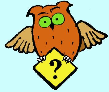Мудрая сова с вопросом.gif