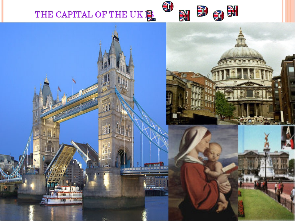 THE CAPITAL OF THE UK IS