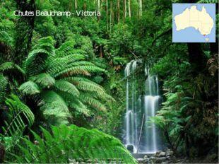 Chutes Beauchamp - Victoria