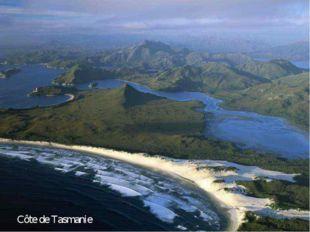 Côte de Tasmanie