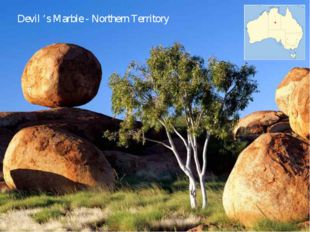 Devil's Marble - Northern Territory