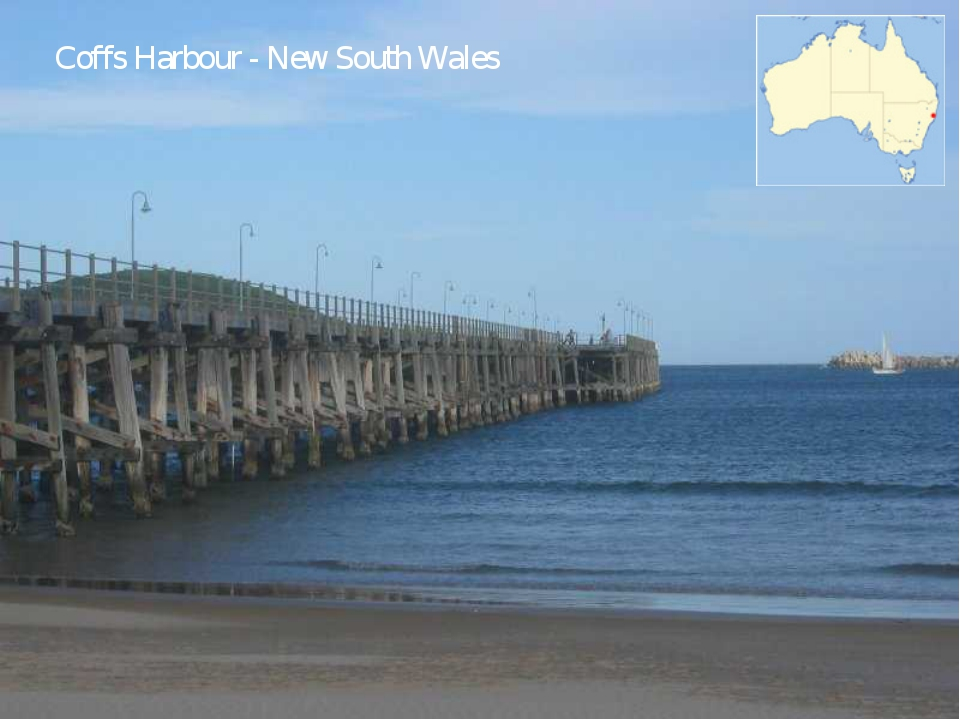 Coffs Harbour - New South Wales
