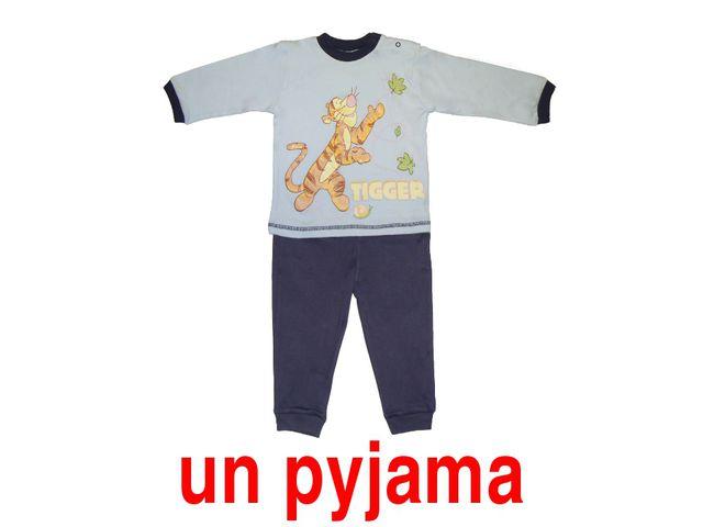 un pyjama