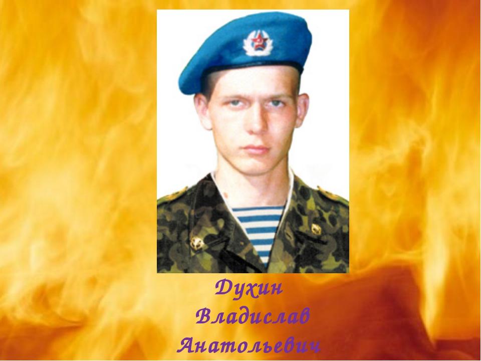 Духин Владислав Анатольевич