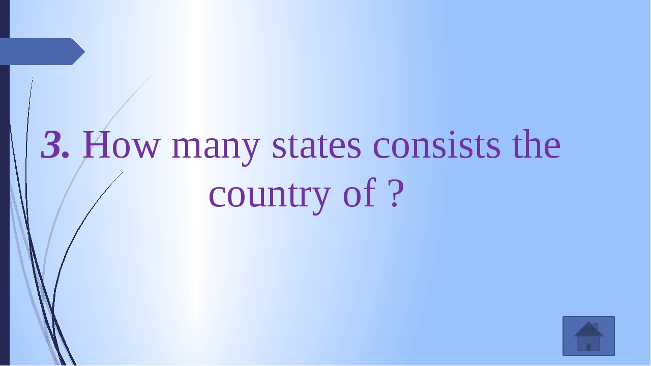 4. What is the capital of the USA ?