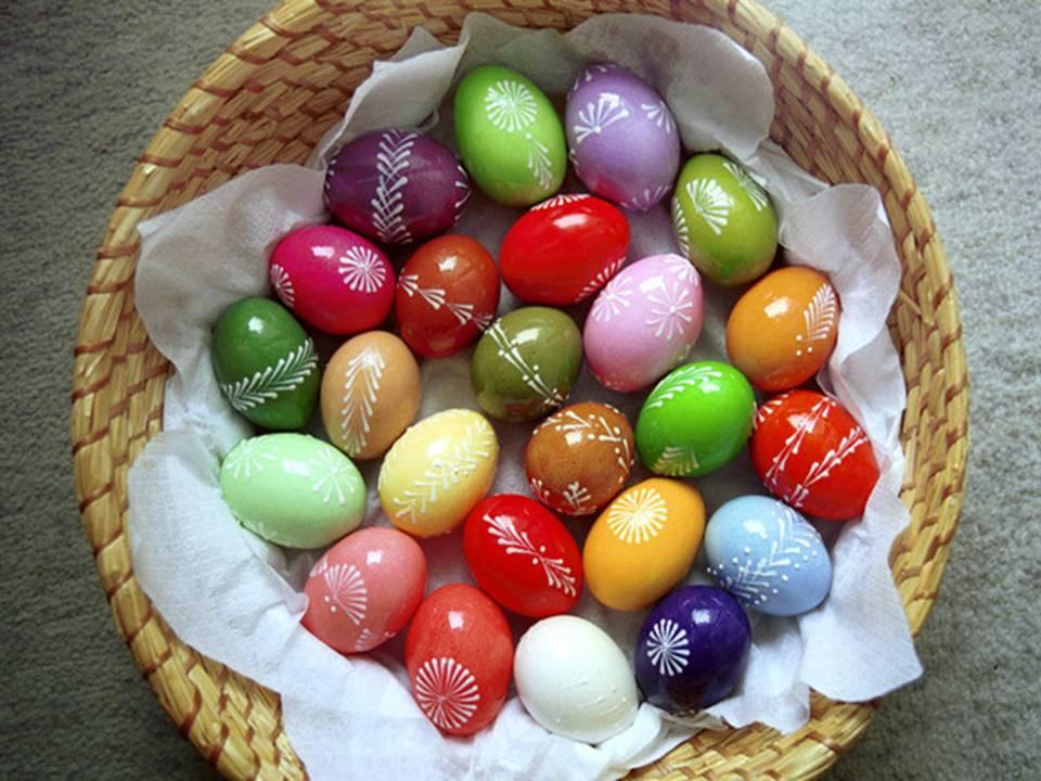 Рецепты из кулинарного блога работающей мамы Пасхальные яйца своими руками No 183 (home.eat.gotovka) : Рассылка : Subscribe.Ru