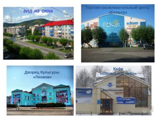 Дворец Культуры «Ленина» Торгово-развлекательный центр «Бельсу» Кафе «Ванильн