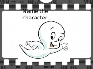 Name the character