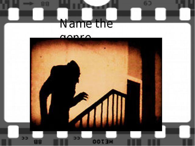 Name the genre