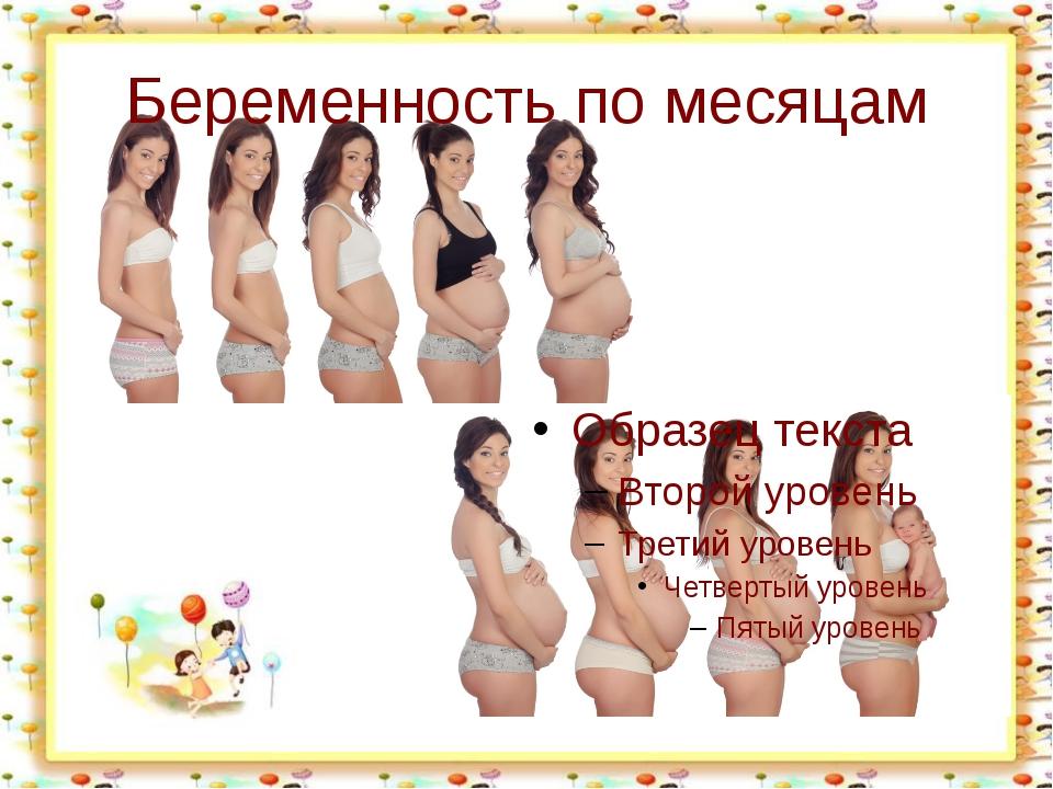 http://aida.ucoz.ru Беременность по месяцам