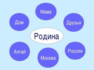 Родина Дом Мама Алгай Россия Друзья Москва