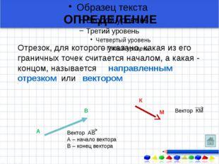 Задание Назвать все изображенные векторы ((векторы можно изображать двумя за