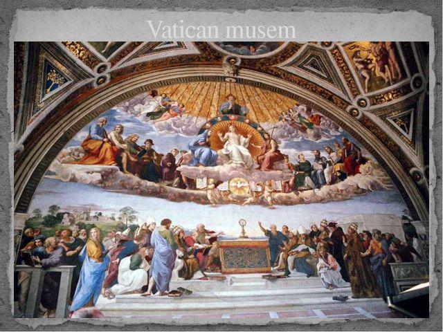 Vatican musem