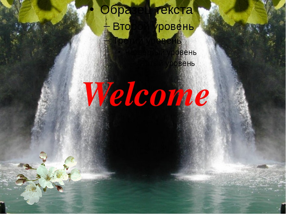 ii Welcome