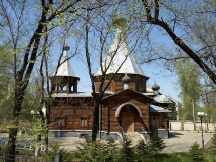 Храм свт. Николая г. Биробиджан
