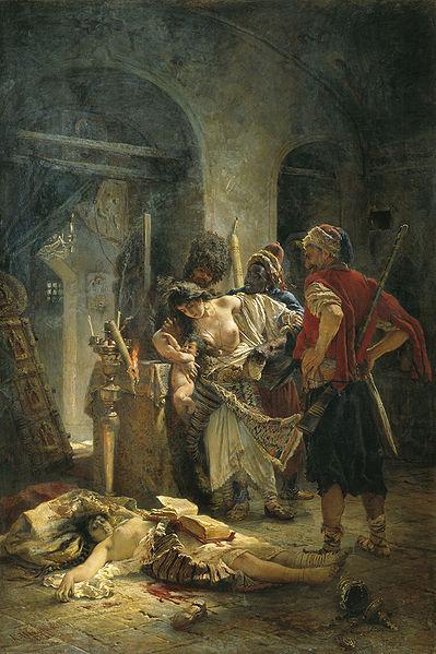 К. Маковский