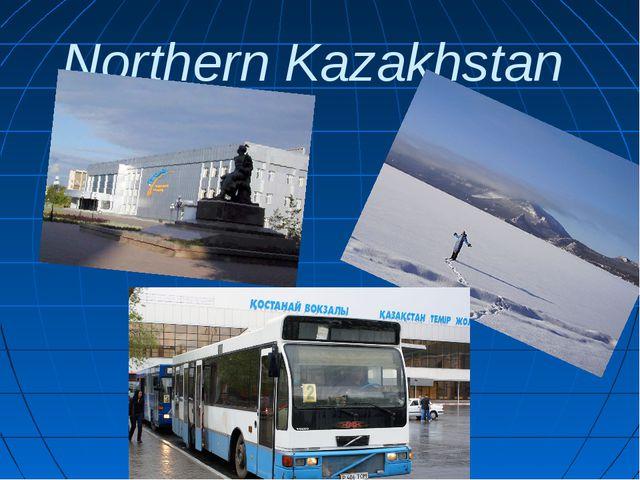 Northern Kazakhstan