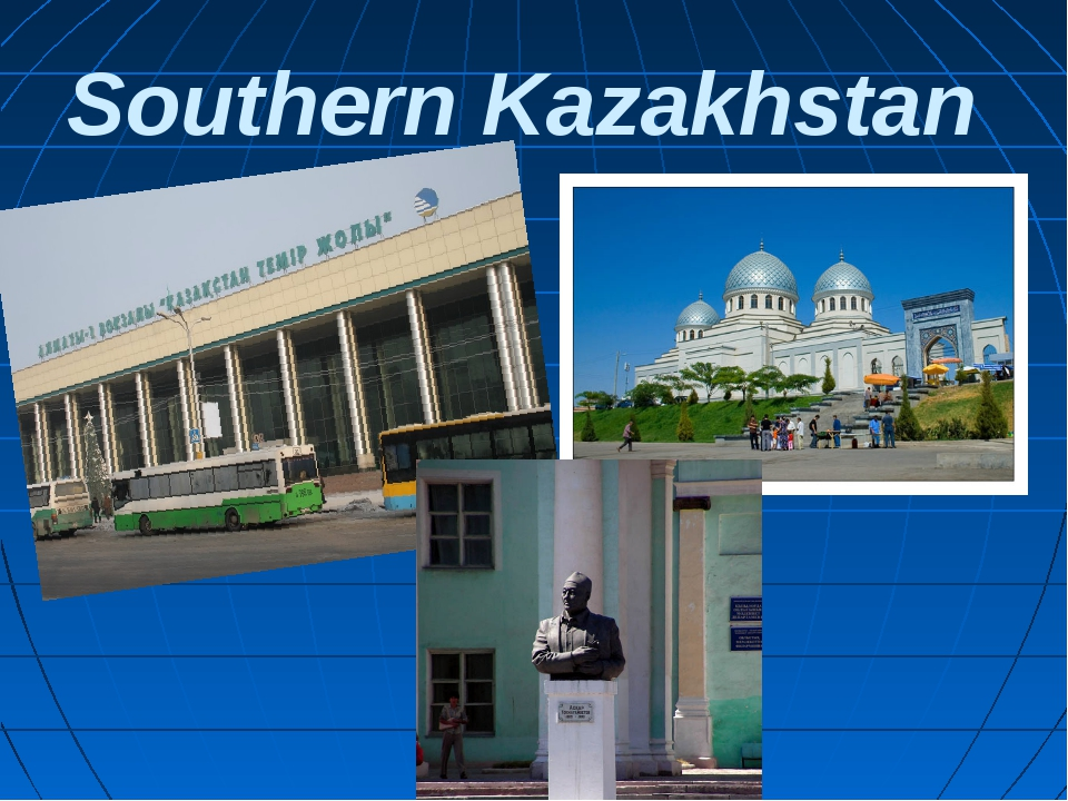 Southern Kazakhstan