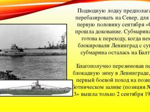 Благополучно перезимовав первую блокадную зиму в Ленинграде, в свой первый бо
