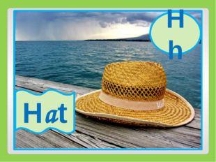 Hh Hat Hh