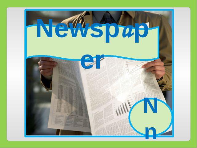 Nn Newspaper Nn