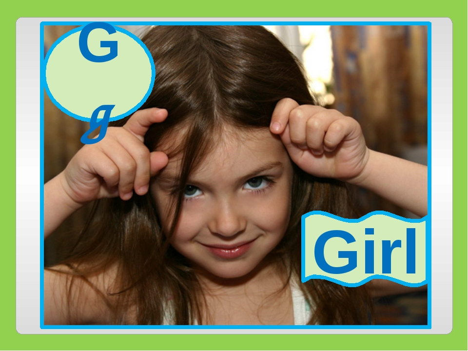 Gg Girl Gg