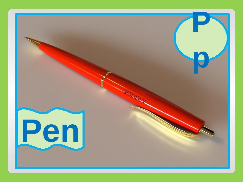 Pp Pen Pp