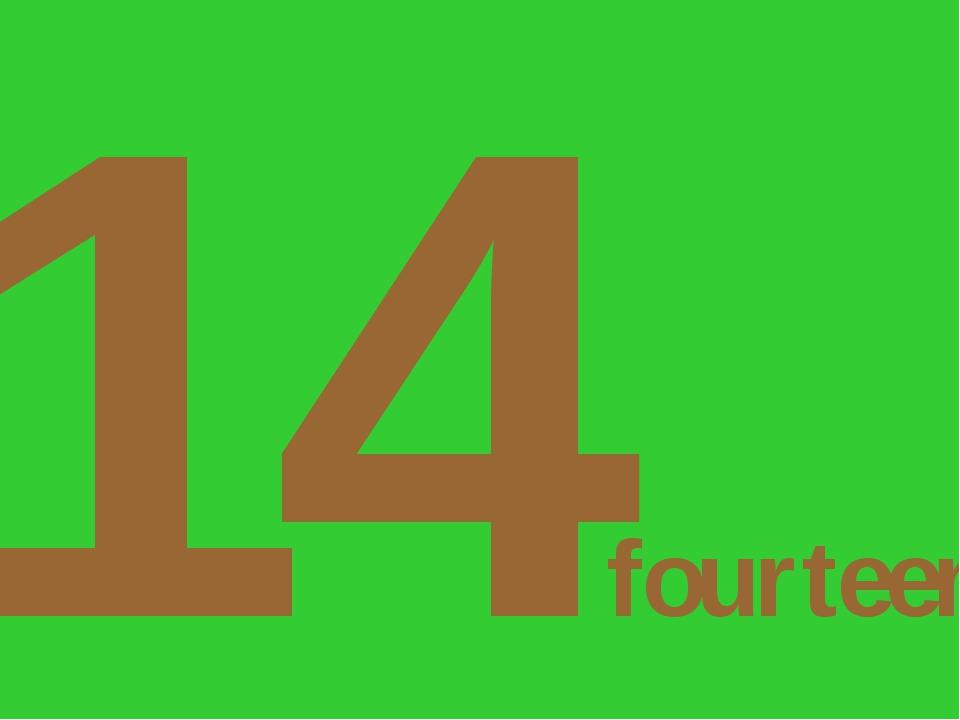 14fourteen
