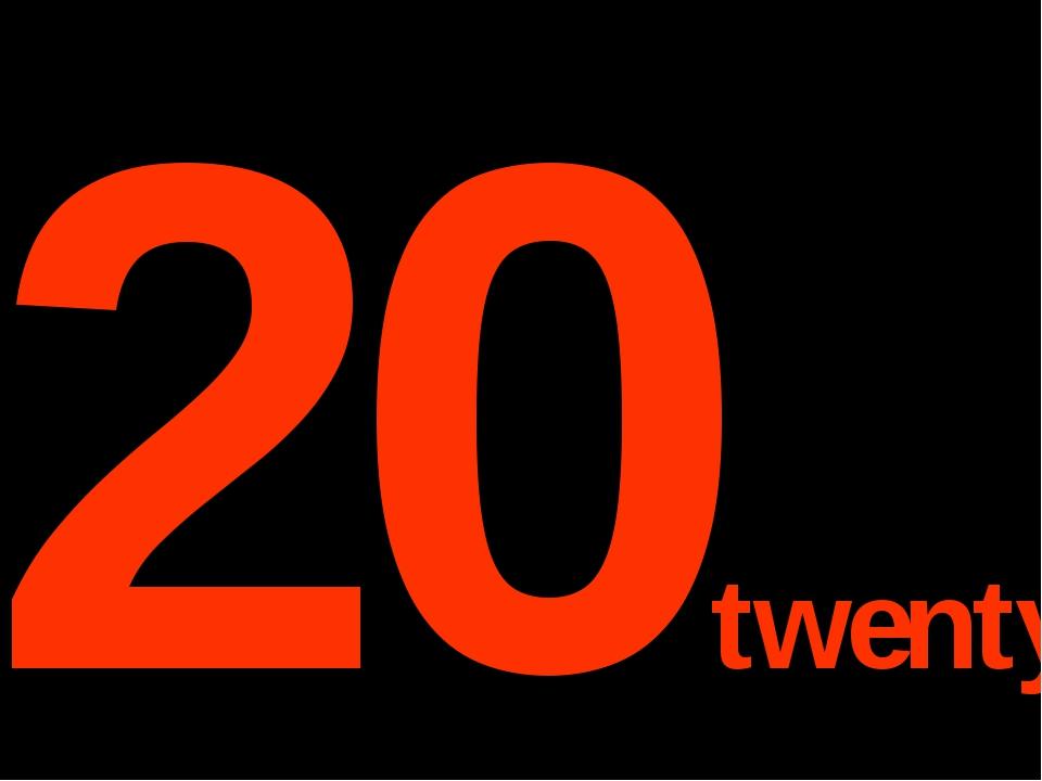 20twenty