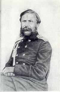 Полковник П. Л. Лавров