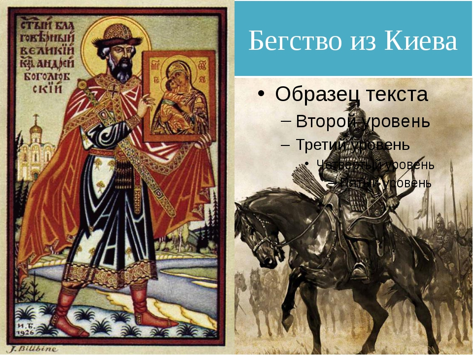 Бегство из Киева