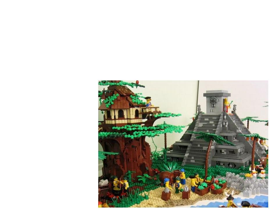 С 1932 года всего было изготовлено 485 000 000 000 элементов LEGO.