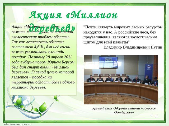 """""""Почти четверть мировых лесных ресурсов находится у нас. А российские леса, б..."""