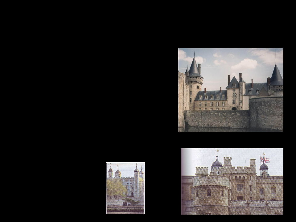 The Tower of London It's the oldest palace, fortress and prison. It was built...