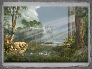 Мезозойская эра — самый тёплый период в фанерозойской истории Земли. Он практ